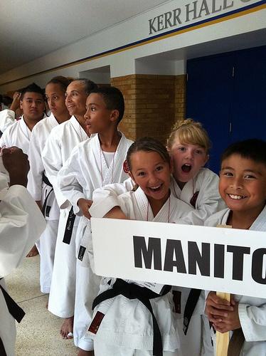 2012 Manitoba Team Line Up