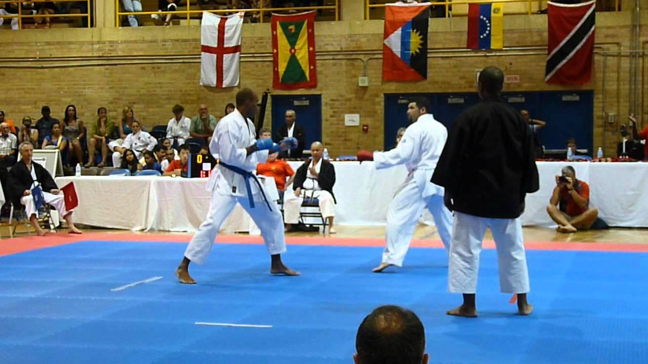 2012 Men's Kumite Gold Medal Match