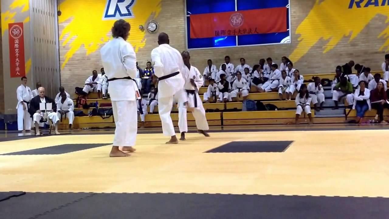 2015 Masters Bunkai