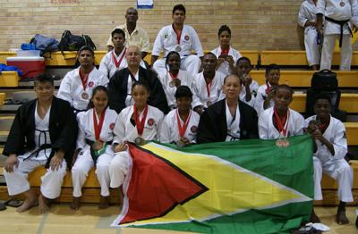 Team Guyana ASK